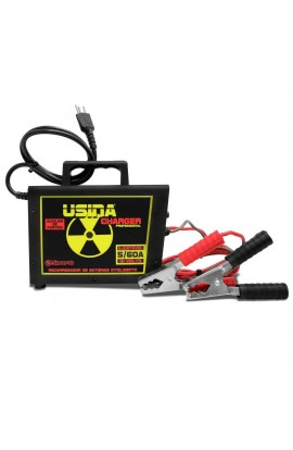 Recarregador Bateria Inteligente Usina Spark Charger Profissional 60A 12V Bivolt